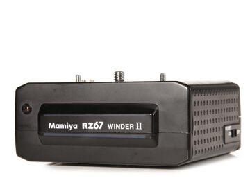 Rentals: Mamiya RZ Winder II