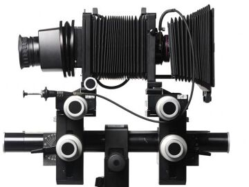 Rentals: Sinar P3 incl. Adapter for Digiback