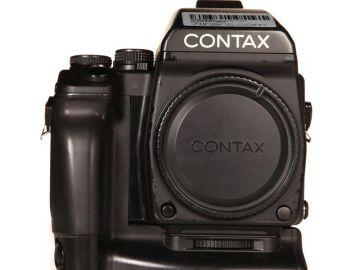 Rentals: Contax 645 Body