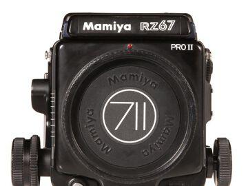 Rentals: Mamiya RZ Body 6x7