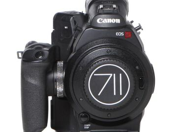 Rentals: Canon EOS C300 EF-mount Body 8.3MP Super35mm