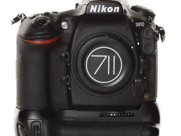 Rentals: Nikon D810  Body 36,3 MP.