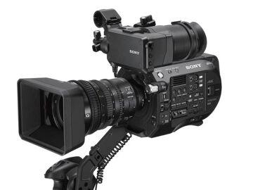 Rentals: Sony PXW-FS7M2 (Super 35 CMOS 4k) Set