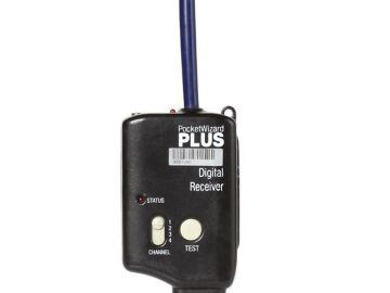 Rentals: Pocket Wizard Plus Receiver