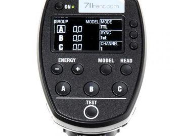 Rentals: Profoto Air Remote TTL-F