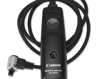 Rentals: Canon Remote Switch RS-80N3