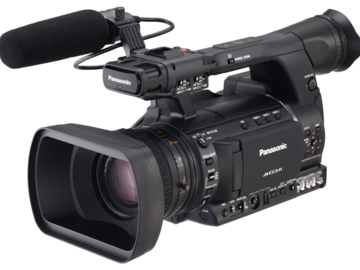 Rentals: Panasonic Ag-Ac 160a