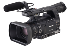 Vermieten: Panasonic Ag-Ac 160a