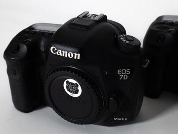 Rentals: Canon 7D MKII Set