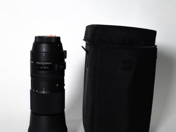 Vermieten: Sigma 150-600mm