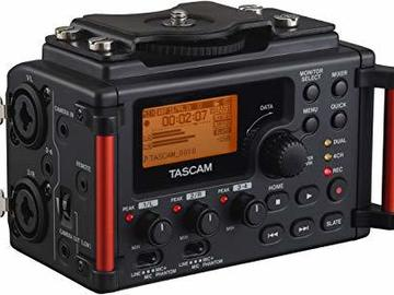 Rentals: 3CH Portable Audio Recorder