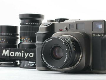 Rentals: Mamiya 7 + 65mm + 80mm