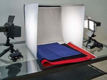 Rentals: Light Box Kit