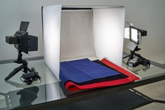 Rentals: Light Box Kit