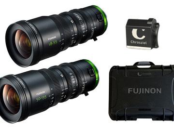 Rentals: SET Fujinon Cine-Zoom-Objektive
