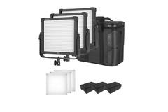 Rentals: 3 x LED-Fläche Bi-Color