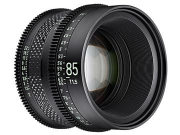 Rentals: Cine Lens XEEN CF 85mm