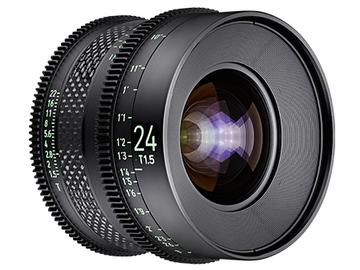 Rentals: Cine Lens XEEN CF 24mm