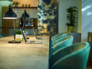 Studio/Spaces: Stylish Coworking Space in the heart of Munich