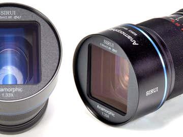 Rentals: SIRUI 50mm F1.8 Anamorphic MFT