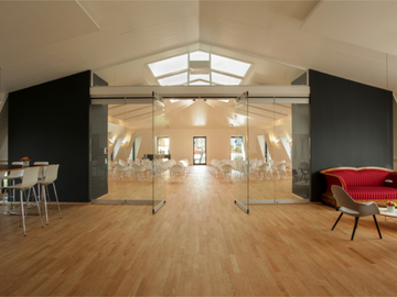 Studio/Spaces: Humboldtsaal Freiburg