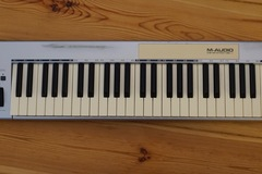 Rentals: M-Audio 49 Key Midi Controller