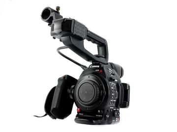 Sell: Canon C100mkii (with lens)