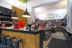 Studio/Spaces: Bookshop & Espresso Bar