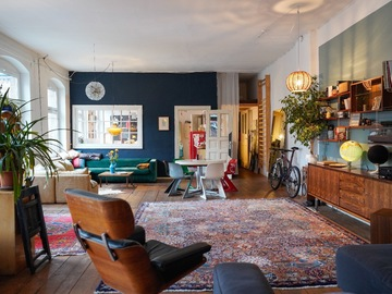 Studio/Spaces: Authentic industrial loft in Kreuzberg Hermannplatz, Influencer