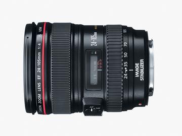 Rentals: Canon EF 24-105mm L Series f4 IS Lens