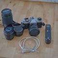 Rentals: Fujica AX-1 + Lenses and accessories