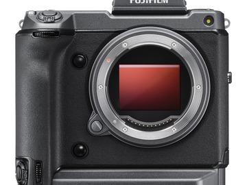 Rentals: Fujifilm GFX 100 Gehäuse