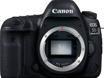 Rentals: Canon EOS 5D Mark IV Gehäuse