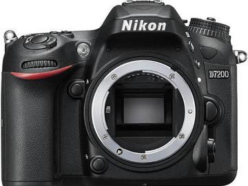 Rentals: Nikon D7200 Gehäuse