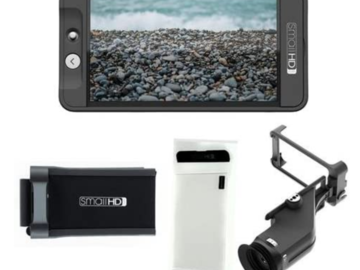 Rentals: SmallHD 502 Monitor Bundle Production Kit
