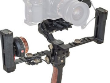 Rentals: Tilta Gravity G2X Gimbal Bundle (inkl.Funkschärfe, 2 Hand Option)