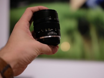 Rentals: 35mm f/0.95 II - Mitakon for Fuji X-Mount