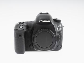 Rentals: Canon EOS 5D Mark IV mit C-LOG + 2 Akkus und 256GB SD-Karte