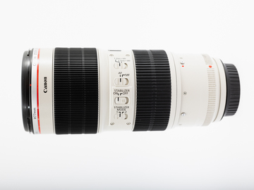 Rentals: Canon EF 70-200mm F2.8 IS II USM