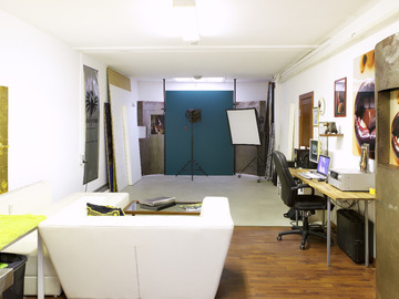 Studio/Spaces: Nessi Pictures Studio