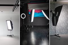 Studio/Spaces: Fotostudio alles inkl. Lichttechnik, Wlan, 450qm 14 Hintergründe