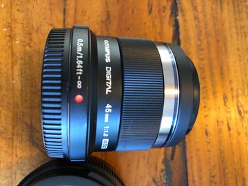 Rentals: Olympus 45mm f/1.8 MFT