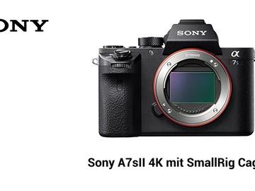 Rentals: Sony A7sII 4K