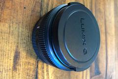 Rentals: Panasonic Lumix 14mm f/2.5 Pancake MFT
