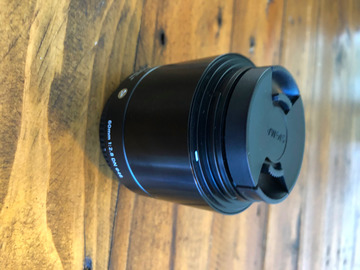 Rentals: Sigma 60mm f/2.8 MFT