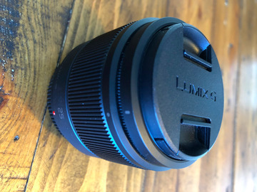 Rentals: Panasonic Lumix 25mm f/1.7 MFT