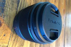 Rentals: Panasonic Lumix 25mm f/1.7 MFT