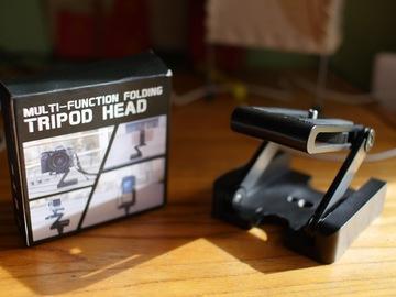 Rentals: Z-Flex Tilt Head tripod mount
