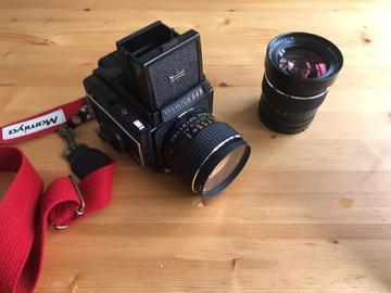Rentals: Mamiya 645 1000s (Medium Format Film Camera)
