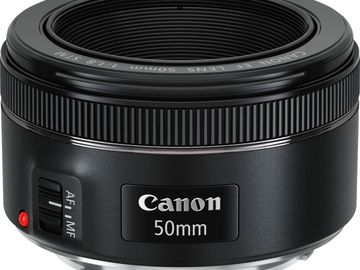 Rentals: Canon 50mm f1.8 STM